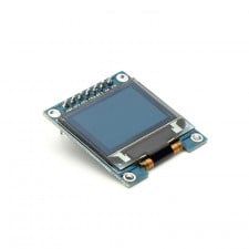 "Display OLED 0.96"" SPI Colorido"