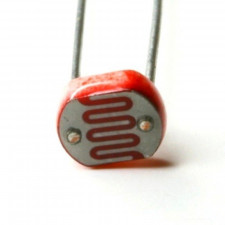 LDR 3mm (Sensor de Luminosidade)