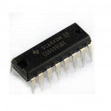 Circuito integrado CD4009 - CMOS Buffers/Converter