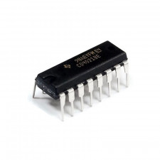 Circuito integrado CD4021 - Shift Register