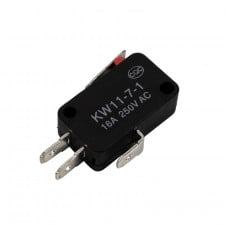 Chave Micro Switch KW11-7-1 - Haste 14mm