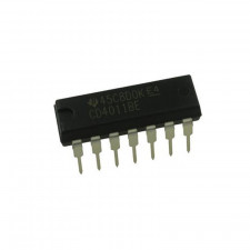 Circuito integrado CD4011 - Porta NAND