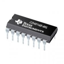 Circuito integrado CD4014 - Shift Register