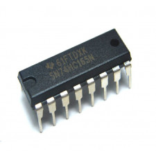 Circuito integrado 74HC165 - Shift Register