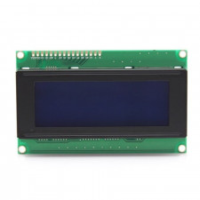 Display LCD 20x4 (Azul)