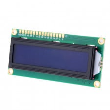 Display LCD 16x2 (Azul)