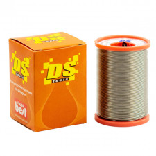 Rolo de Solda Estanho 200g 0,5mm - DS Tools