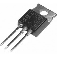 Transistor IRF530N - MOSFET de canal N