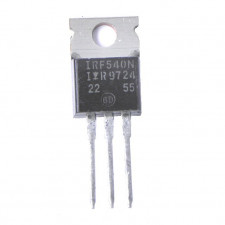 Transistor IRF540N - MOSFET de canal N