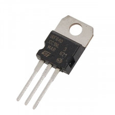 Transistor IRF640 - MOSFET de canal N