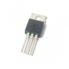 Transistor IRF740 - MOSFET de canal N
