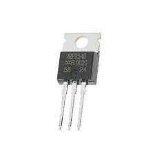 Transistor IRF9540 - MOSFET de canal P