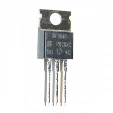 Transistor IRF9640 - MOSFET de canal P