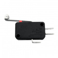 Chave Micro Switch KW11-7-2-3T Haste 29mm com Rolete