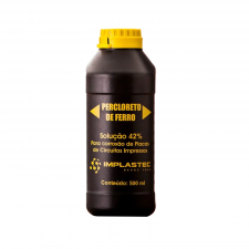 Percloreto de Ferro - 500mL