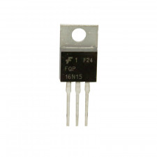 Transistor P16N15 - MOSFET de canal N