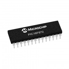 Microcontrolador PIC16F872-I/SP