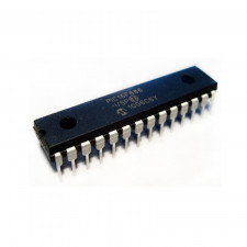 Microcontrolador PIC16F886-I/SP