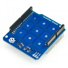 Touchpad Shield para Arduino
