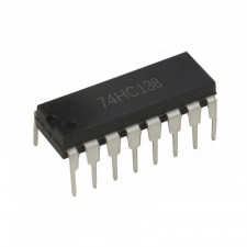 Circuito Integrado 74HC138 - 3-to-8 Line Decoder