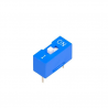 Dip Switch Azul 1 Via 180 Graus
